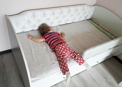 Детская кровать Чебоксары для мальчика и девочки