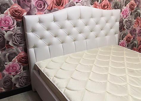 Недорогие кровати с каретной стяжкой в Чебоксарах