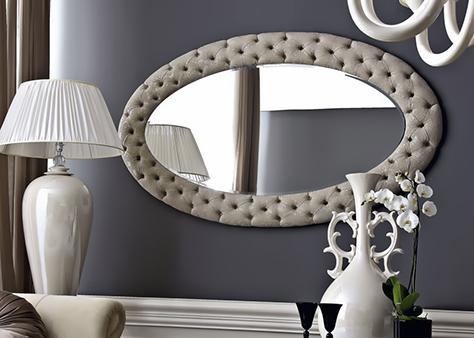 Зеркало овальное Чебоксары