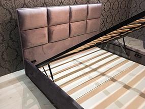 Велюровая кровать в Чебоксарах мягкая мебель