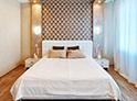 Фотография №19 интерьер спальни кровать с каретной стяжкой
