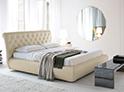 Фотография №20 интерьер спальни кровать с каретной стяжкой
