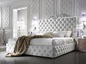 Фотография №59 интерьер спальни кровать с каретной стяжкой